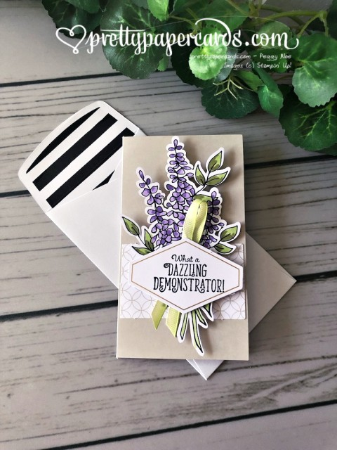 Stampin' Up! Lots of Happy Kit - Peggy Noe - stampinup