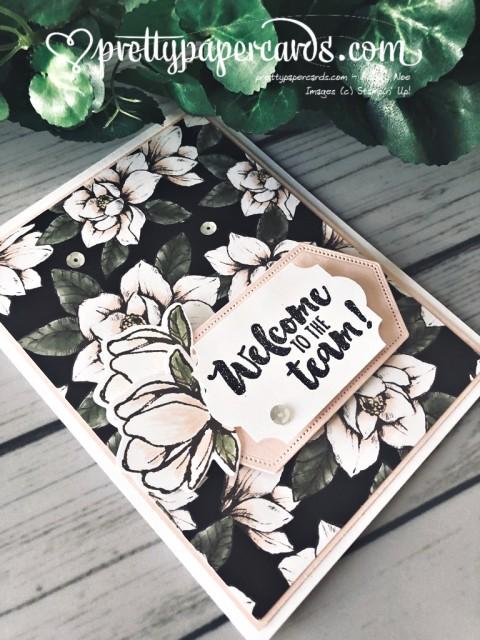 Stampin' Up! Magnolia Lane - prettypapercards - stampinup
