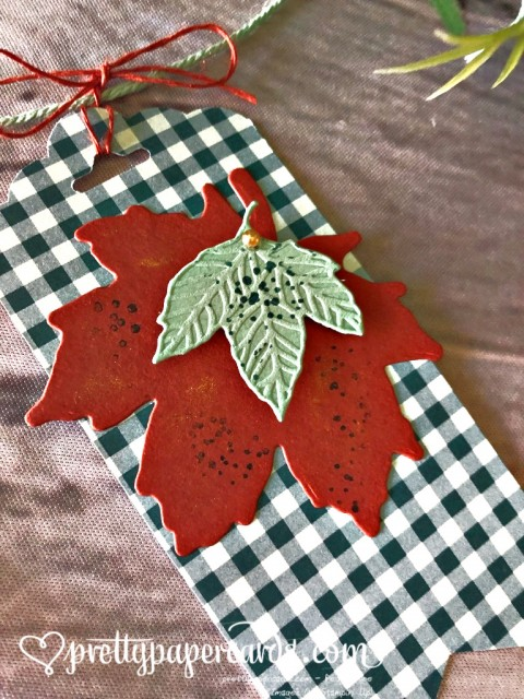 Stampin' Up! Gather Together Fall Banner - Peggy Noe - stampinup