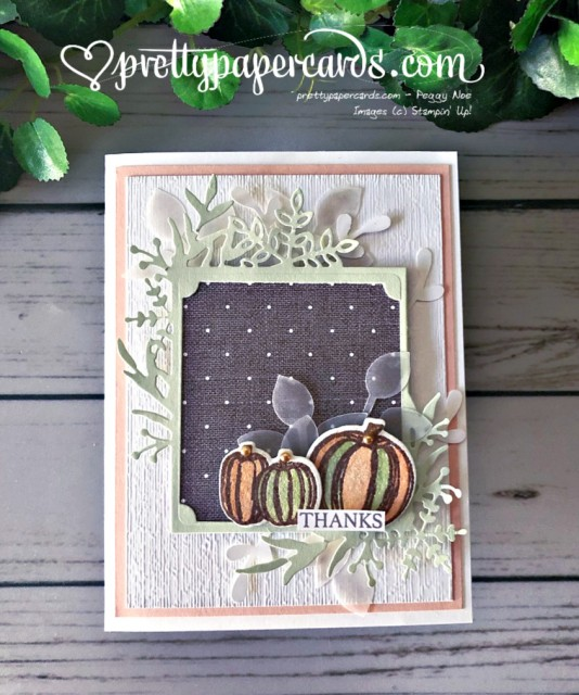 Stampin' Up! Gather Together - Peggy Noe - stampinup