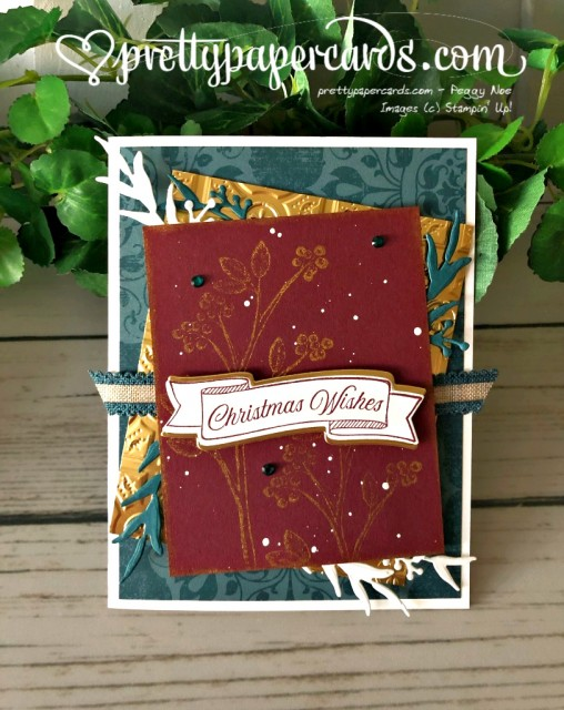 Stampin' Up! Toile Christmas Wishes by Peggy Noe - stampinup (1)
