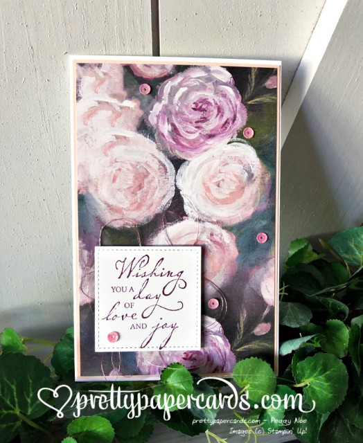 Stampin' Up! Woven Heirlooms - prettypapercards - stampinup