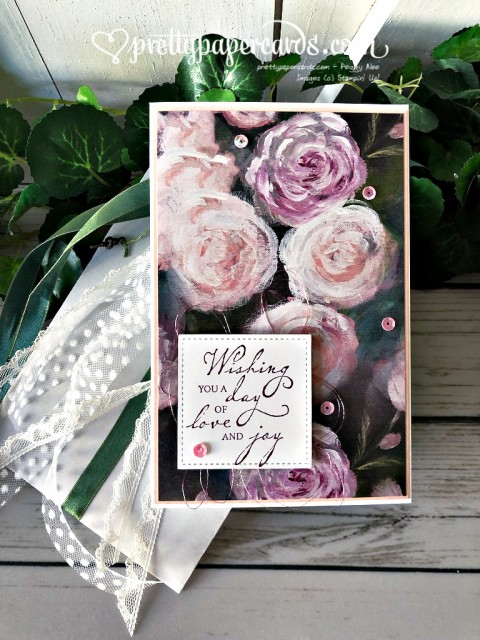 Stampn' Up! Woven Heirlooms - Peggy Noe - stampinup