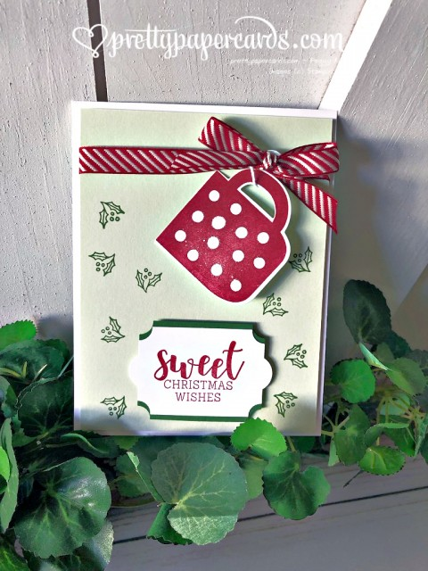 Stampin' Up! Cup of Christmas - Peggy Noe - stampinup