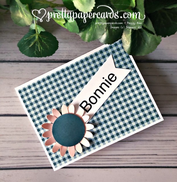 Stampin' Up! Daisy Punch - Pretty Paper Cards - stampinup