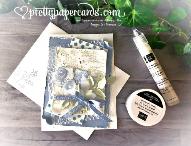 Stampin' Up! First Frost - Peggy Noe - stampinup