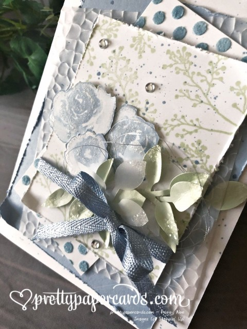 Stampin' Up! First Frost - Pretty Paper Cards - stampinup