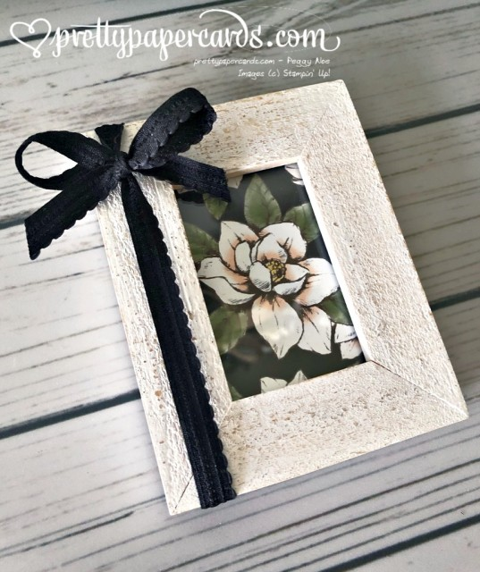 Stampin' Up! Magnolia Home Project - Pretty Paper Cards - stampinup