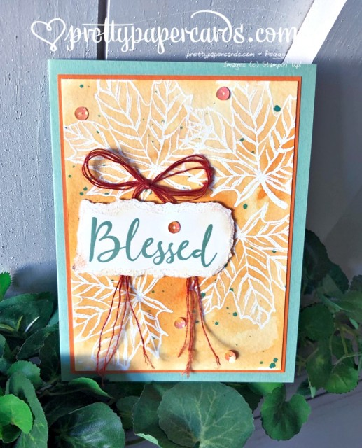 Stampin' Up! Wild Rose Blessed - Pretty Paper Cards - stampinup