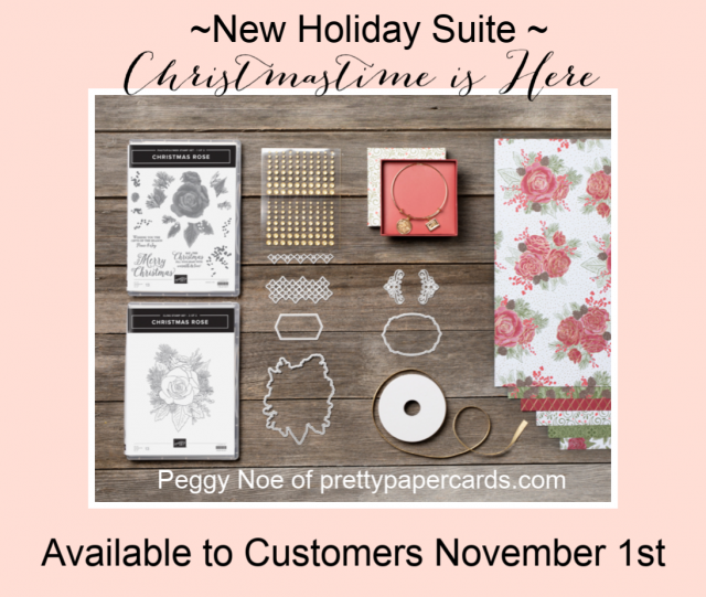 Christmastime is Here Suite Graphic