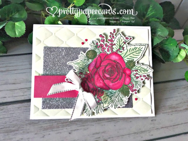 Stampin' Up! Christmastime Tufted - Pretty Paper Cards - stampinup