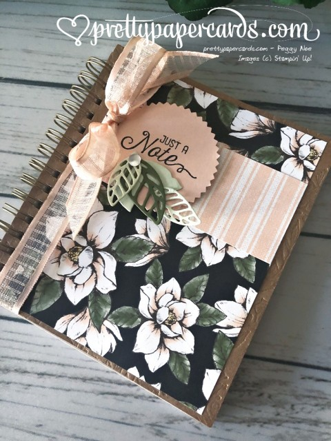 Stampin' Up! Magnolia Journal - Peggy Noe - stampinup