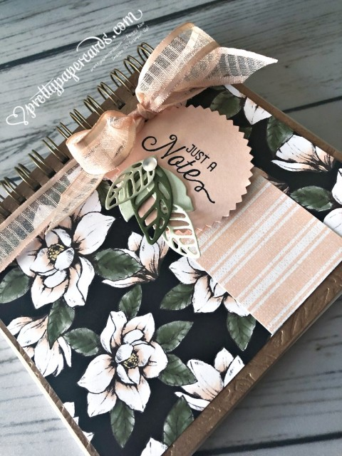 Stampin' Up! Magnolia Journal - Pretty Paper Cards - stampinup
