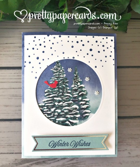 Stampin' Up! Paper Pumpkin Oct 19 Alternative - Pretty Paper Cards - stampinup