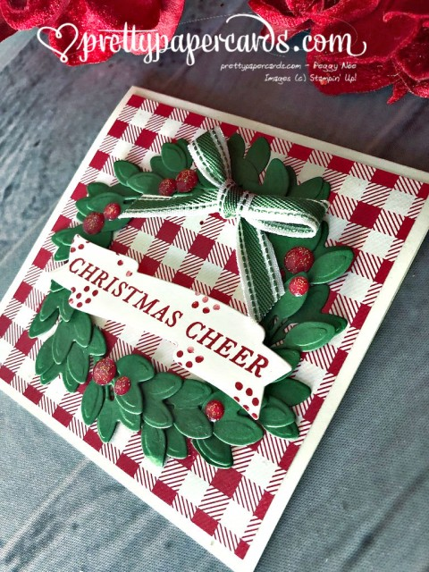 Stampin' Up! Tidings All Around - Peggy Noe - stampinup