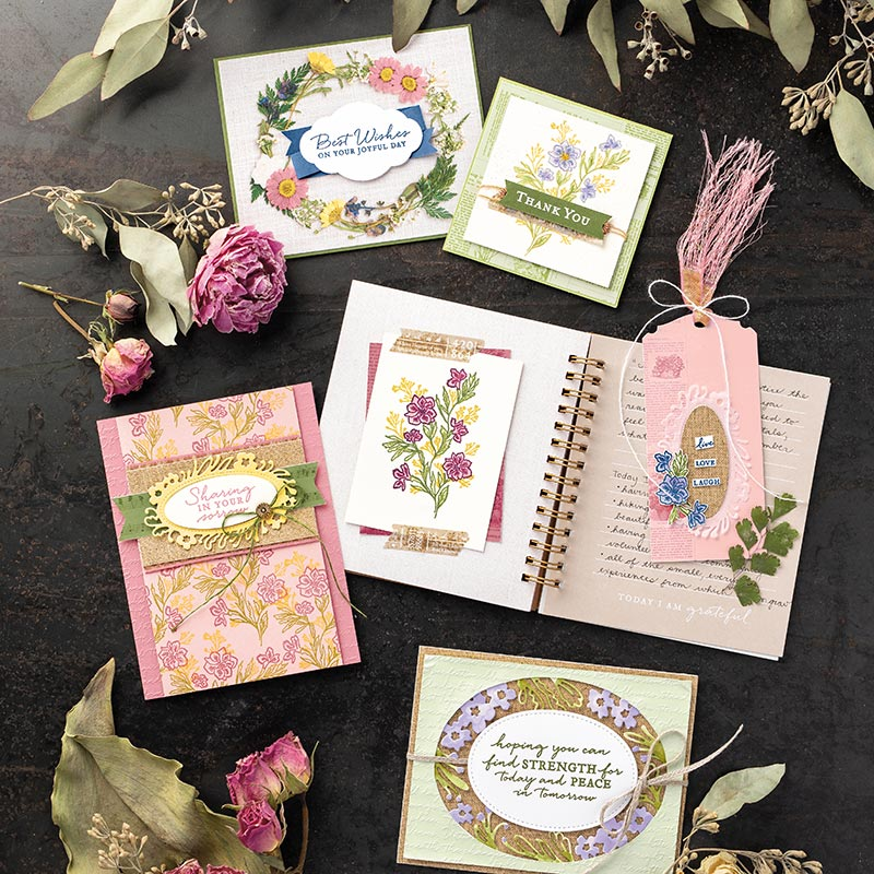 Last Day of the Online Extravaganza Sale ~ See the Beautiful Cards!