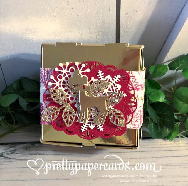 Stampin' Up! Detailed Deer - Peggy Noe - stampinup