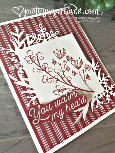 Stampin' Up! Frosted Foliage - Pretty Paper Cards - stampinup