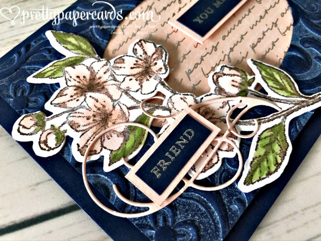 Stampin' Up! Forever Blossoms - Pretty Paper Cards - stampinup