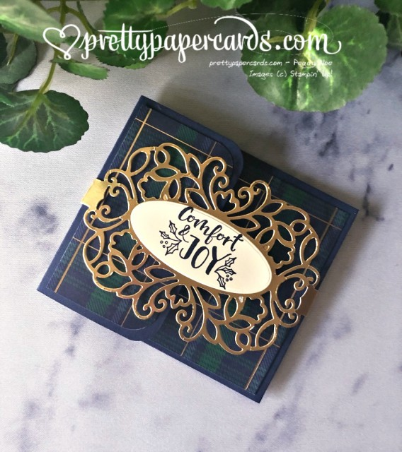 Christmas Gift Card Holder by Peggy Noe