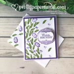 Layered with Kindness Birthday Card Pretty Paper Cards