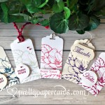 Magnolia Tags - Peggy Noe - Stampin