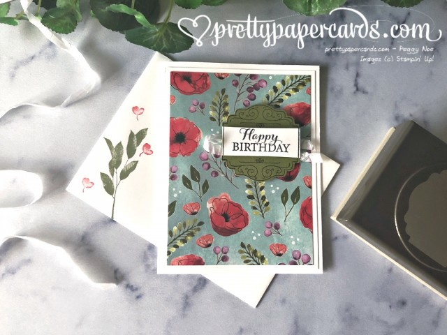 Stampin' Up! Layered With Kindness - Pretty Paper Cards