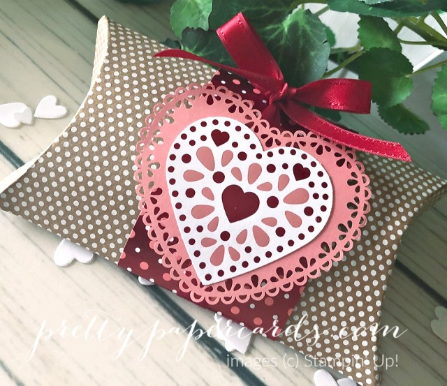Pillowbox Valentine by Peggy Noe