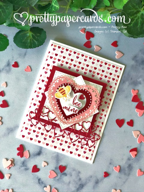 Valentine Card by Pretty Paper Cards