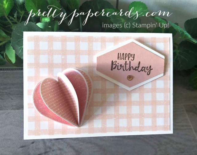 Birthday Card Pleased as Punch by Pretty Paper Cards