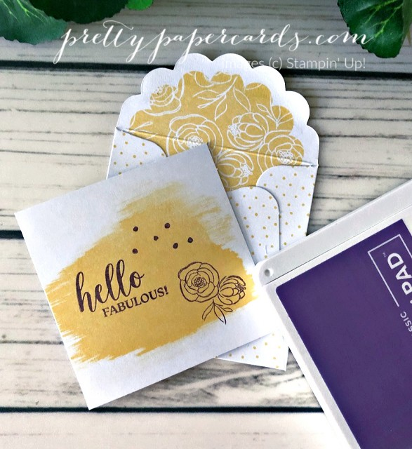 Dressed to Impress Stampin' Up! Peggy Noe