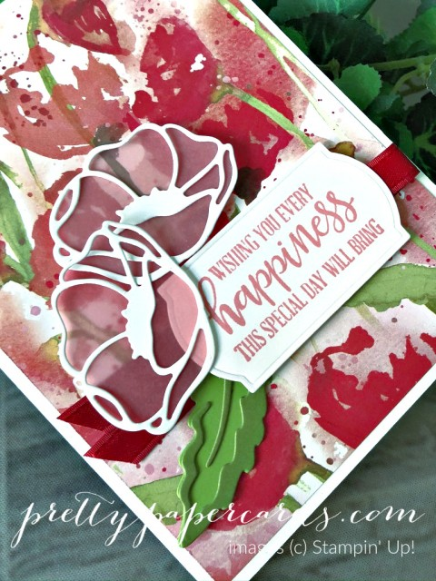 Peaceful Moments Birthday Stampin' Up! Pretty Paper Cards