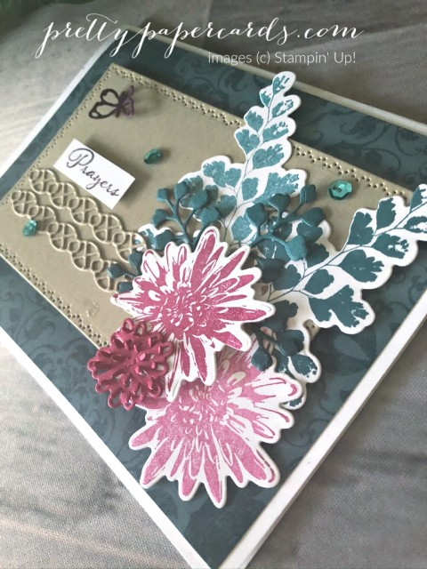 Positive Thoughts and Nature's Thoughts Stampin' Up! by Peggy Noe