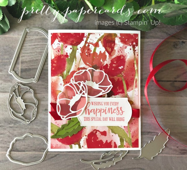 Stampin' Up! Peaceful Moments Card by Pretty Paper Cards
