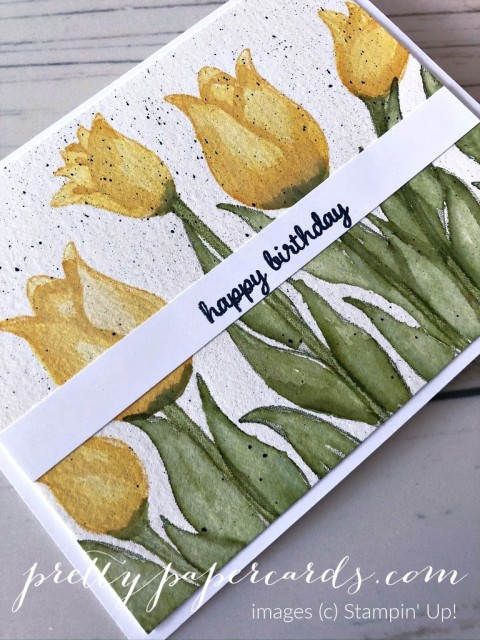 Timeless Tulips Stampin' Up! Peggy Noe