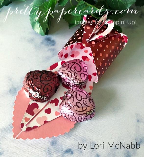 Tiny Keepsake Valentine Pretty Paper Cards