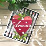 Valentine Amour Card Stampin