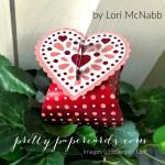 Valentine Tiny Keepsake Stampin