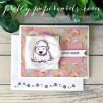 Welcome Easter Card Stampin