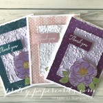 Flowering Foil by Stampin