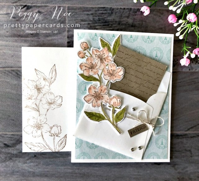 Forever Blossom Bundle Stampin' Up! Pretty Paper Cards