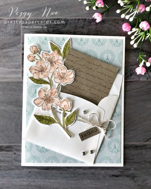 Forever Blossoms Bundle Stampin' Up! Peggy Noe