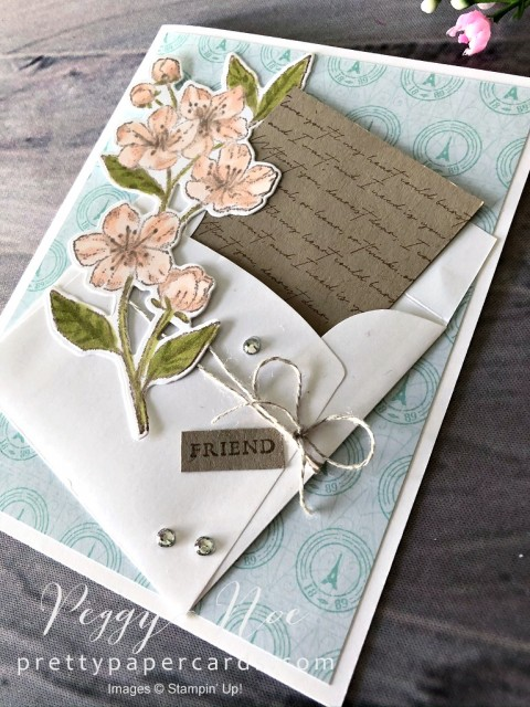 Forever Blossoms Stampin' Up! Pretty Paper Cards