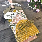Honey Bee Tag Stampin