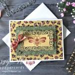 Ornate Garden Bee Stampin