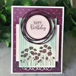 Painted Poppies Stampin