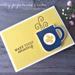 Rise & Shine Card Stampin