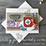 Rise & Shine Card with Stampin