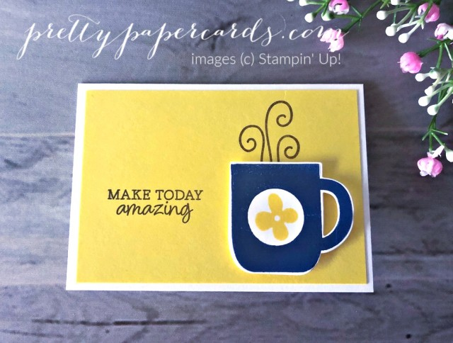 Rise & Shine Stamp Set Stampin' Up! Peggy Noe