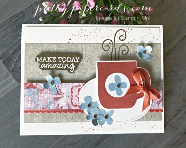 Rise & Shine Stampin' Up! Peggy Noe